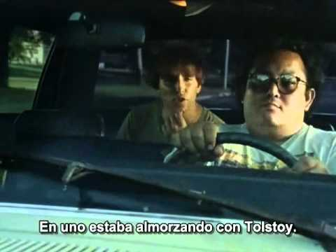 slacker beginning scene (spanish subtitles)