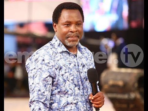 "SCOAN 02/12/18 TB Joshua's Message"" THE CHERUBIM ARE  IN SYNAGOGUE"" Emmanuel TV Live Sunday Service"