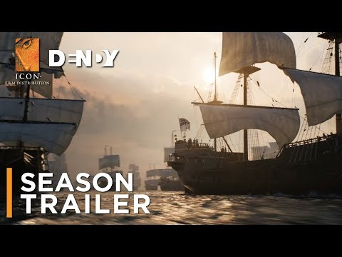 CROSSBONES: SEASON 1 | Official Australian Trailer