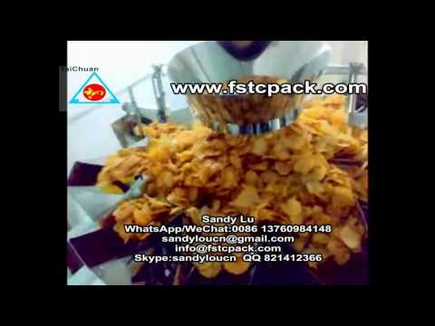 Automatic Potato Chips ,snacks Food  Vertical Packing Machine ,packaging Machinery