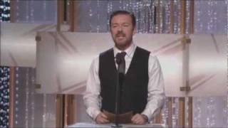 Video Ricky Gervais's performance at the Golden Globes offends Jon Stewart MP3, 3GP, MP4, WEBM, AVI, FLV Agustus 2019
