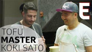 How Tofu Master Koki Sato Makes LA's Best Tofu — Shokunin by Eater