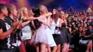 2011 Teen Choice Awards (Justin & Taylor Dancing to Selena's LYLALS, Swift's & Demi's Choice
