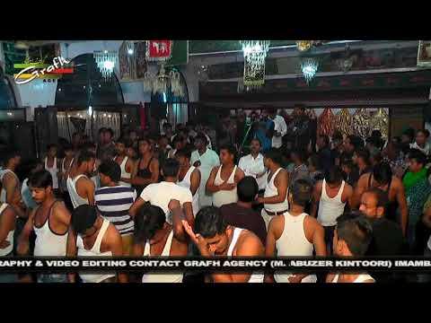 Baba Main Qaid Hoon | Mahfooz Sultanpuri | Tarhi Shabbedari Wa 72 Taboot 2017 | Amhat, Sultanpur