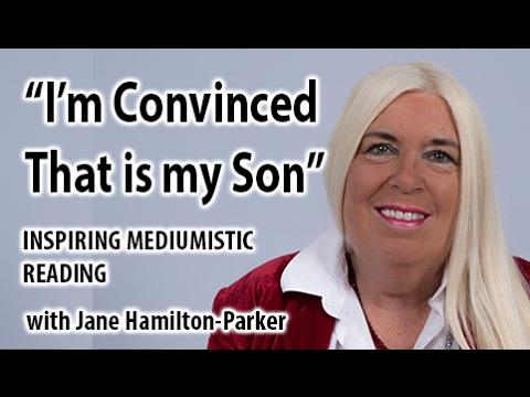Inspiring Psychic Medium Reading with Jane Hamilton-Parker