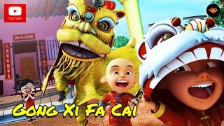 Video Upin & Ipin - Gong Xi Fa Cai [FULL] [HD] MP3, 3GP, MP4, WEBM, AVI, FLV Desember 2017