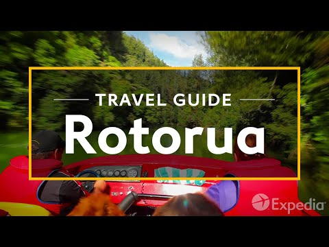 Rotorua Travel Guide