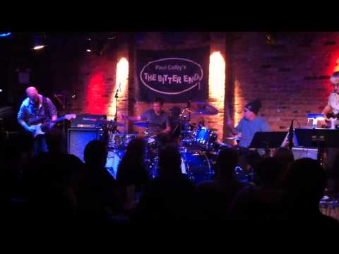 Oz Noy with Will Lee, Anton Fig and Keith Carlock (Video 2) recorded 6th Feb 2012