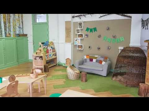 Classroom Design Imagination Playroom