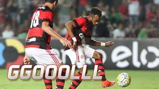 Fernandinho decretou a vitória do Mengão por 2 a 1 sobre a Ponte Preta, em Cariacica. --------------- Seja sócio-torcedor do Flamengo: http://bit.ly/1QtIgYl ...