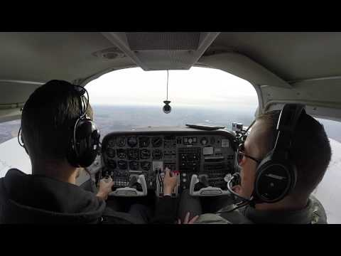 Beechcraft Duchess: Taking The BE 76 Up With My Friend.