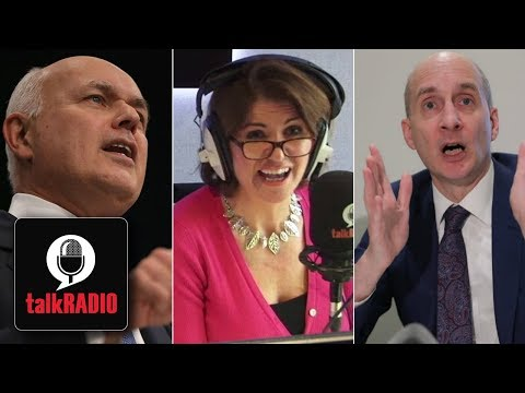 Julia Hartley-brewer: Lord Adonis And Iain Duncan Smith Face Off Over Brexit Bill Defeat