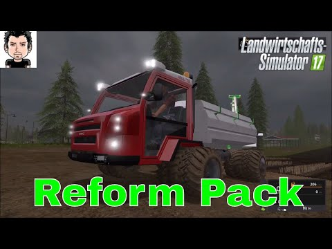 Refrom MULI T8 Pack v1.3