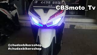 Video Modifikasi alis allnew vario 150 2018 || chudax bikers shop MP3, 3GP, MP4, WEBM, AVI, FLV Agustus 2018