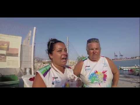 Entrevista a María del Mar Blanco y Alfonsi Sánchez