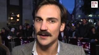 Henry Lloyd-Hughes Interview Hello Carter Premiere