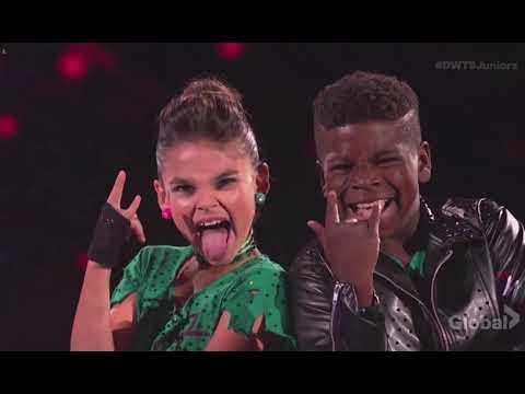 Download Ariana Greenblatt & Artyon Celestine - DWTS Juniors Episode 2 (Dancing with the Stars Juniors) hd file 3gp hd mp4 download videos