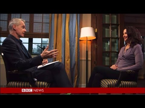 HARDtalk Ashley Judd - Actor