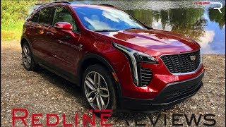 4. 2019 Cadillac XT4 Sport – The Modern Small Caddy Reborn?