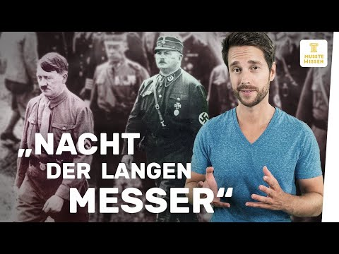 »Nacht der langen Messer« I »Röhm-Putsch« I Nationals ...