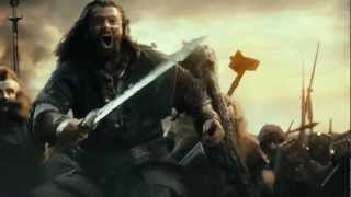Richard Armitage as Thorin Oakenshield in 'The Hobbit'music: Sam Cushion - The 'Misty Mountains' Orchestral Trailer Remix (http://www.youtube.com/watch?v=oS5QJCJg6EA)footage: clips from various trailers, TV spots and The Hobbit specials, also some great sequences from the Smoky Mountains National Park (redheart49, http://www.youtube.com/watch?v=0g6umeIAZBU)