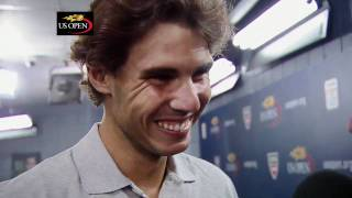 Download Video Rafael Nadal After Cramp During Press Conference MP3 3GP MP4