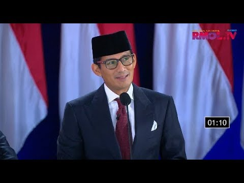 Debat Terbuka Sesi II: Neraca Perdagangan Indonesia