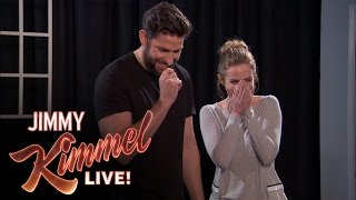 Video The Kimmel School of Perfect Acting - OUTTAKES MP3, 3GP, MP4, WEBM, AVI, FLV Maret 2018