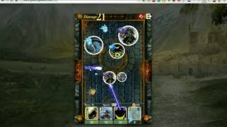 SoG Infinity Gameplay With Blockchain Cards