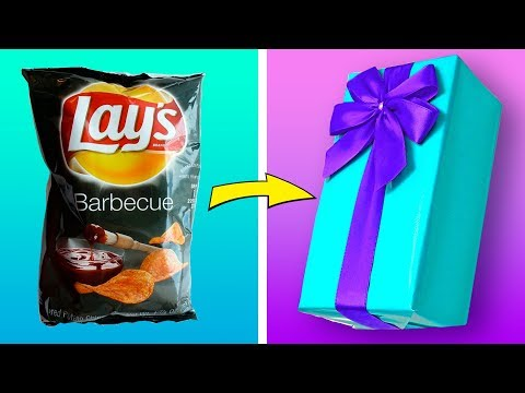 27 CHEAP GIFT WRAPPING IDEAS THAT WILL SAVE YOUR LIFE - Thời lượng: 23:49.