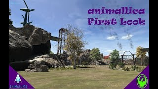 """Animallica is a survival/base building/hunting Game and is still in very early accessIn Animallica you are racing against extinction. As the lone survivor of the last conservation center on Earth, the fate of every single species of plant and animal lies in your hands.Get the game here http://store.steampowered.com/app/638850/Animallica/-~-~~-~~~-~~-~-Please watch: """"Animallica ep5 Zebras"""" https://www.youtube.com/watch?v=zoLzuo1RktI-~-~~-~~~-~~-~-"""