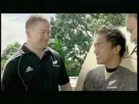 Coke Zero & All Blacks TV Commercial