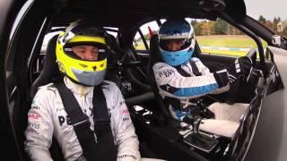 Mercedes-Benz TV: Nico Rosberg meets Sergio Agüero