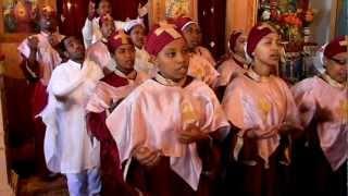 Ethiopian Orthodox 10-2004/07-2012 Young Choir St. Mary  Church Winnipeg, Canada #1