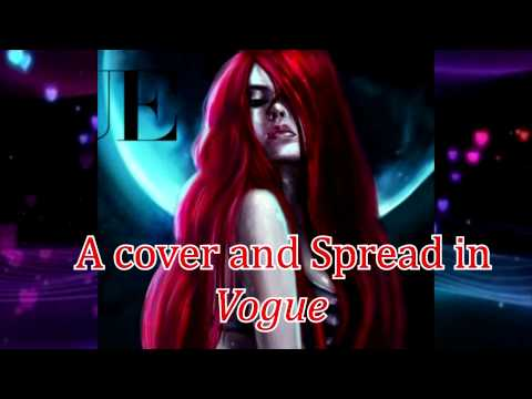 Universal Next Top Model Cycle 2 Episode 10 Vogue Cover & Spread