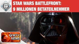 Star Wars: Battlefront-Beta ein voller Erfolg | GWTV News