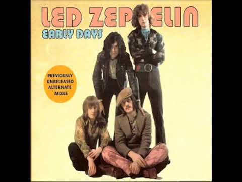 Led Zeppelin - Early Days (1968-69) Outtakes Compilation 🇬🇧
