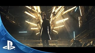 Deus Ex: Mankind Divided - Announcement Trailer  PS4