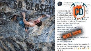 Adam Ondra Gets MIGHTY Close To The 9b Counter | Climbing Daily Ep.1278 by EpicTV Climbing Daily