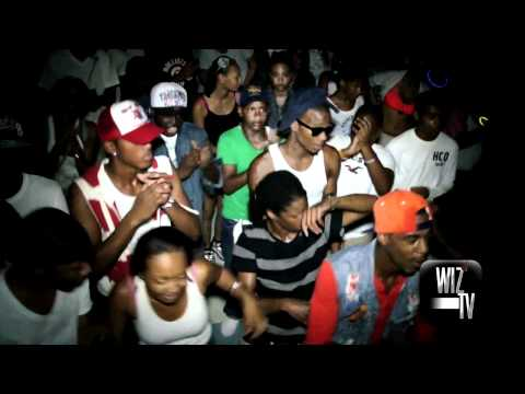 get well soon party for dj frosty (Wiztv Video)