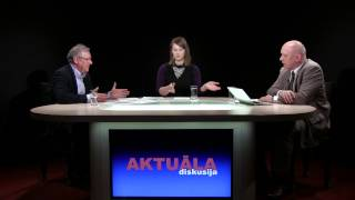 "130. Aktuāla diskusija - ""The State of Europe"" forums no 8-9. maijam, Rīgā"