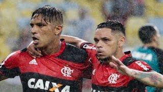 Curtam nossa página: http://www.facebook.com/LeandroSportsVideos Com gols de Guerrero, Fla vence o Bota e enfrentará o Flu na final do Carioca Peruano marca ...