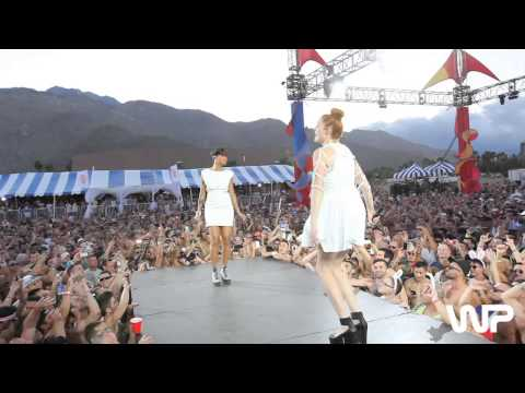 IconaPop - Icona Pop perform their hit single