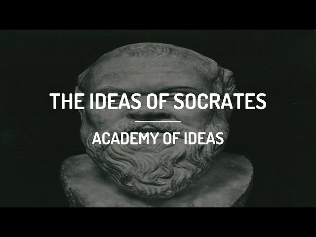 The-ideas-of-socrates