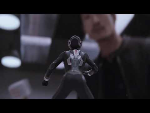 Ant-Man And The Wasp - Kitchen Fight Scene