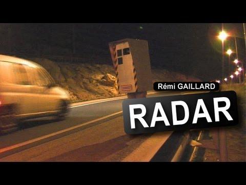 Radar humano – Rémi Gaillard