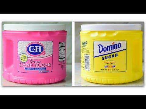 Table Sugar   Top Brands