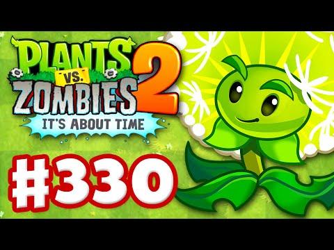 Plants vs. Zombies 2: It's About Time - Gameplay Walkthrough Part 330 - Dandelion! (iOS)