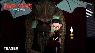 Nonton Howard Lovecraft   The Frozen Kingdom Teaser Film Subtitle Indonesia Streaming Movie Download