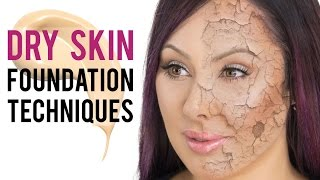 Best Foundation Techniques for Dry Skin | Makeup Geek by Makeup Geek